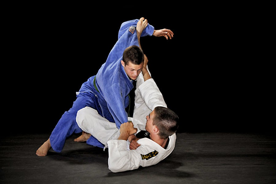 Drawing Parallels Between Brazilian Jiu Jitsu and Software Development